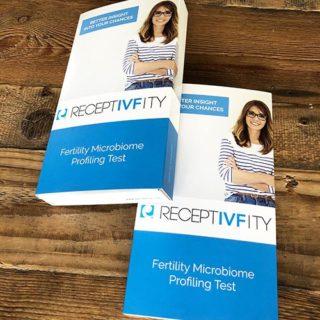 Receptivfity test
